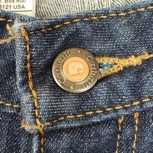 Carhartt Jeans - Carhartt traditional fit straight leg jeans